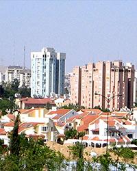 Беэр-Шева. Города Израиля.